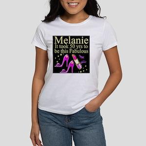 50TH GLAM GIRL Women's T-Shirt