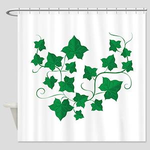 Ivy Vines Shower Curtain