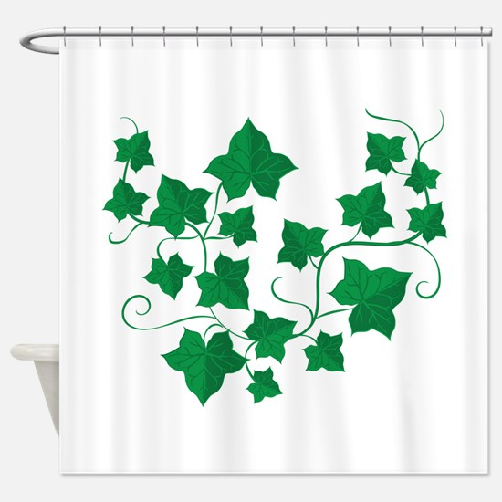 Ivy Vines Shower Curtain