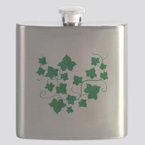 Ivy Vines Flask