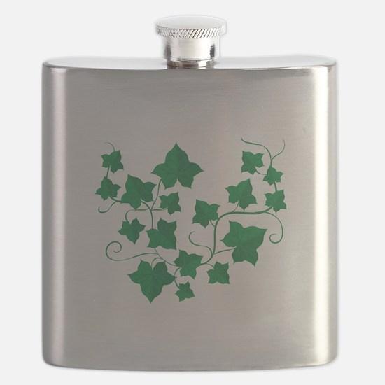 Ivy Vines Flask