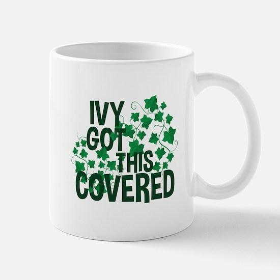 Ivy Covered Mugs