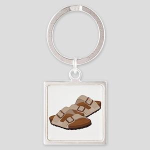 Birkenstock Sandals Keychains