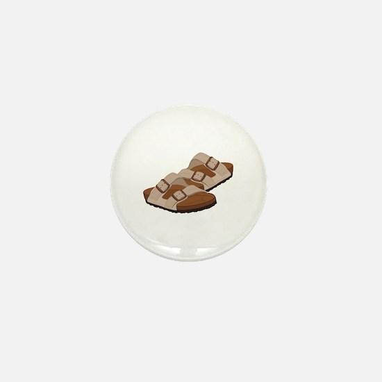 Birkenstock Sandals Mini Button