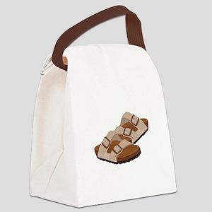 Birkenstock Sandals Canvas Lunch Bag