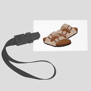 Birkenstock Sandals Luggage Tag