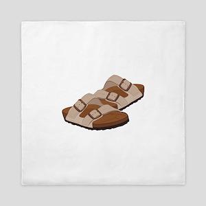 Birkenstock Sandals Queen Duvet