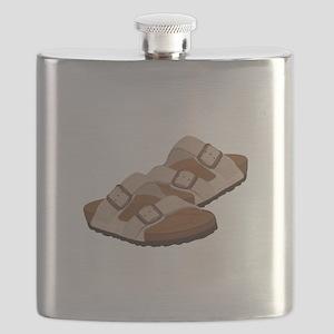 Birkenstock Sandals Flask