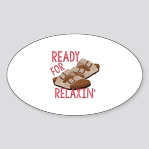 Ready For Relaxin Sticker
