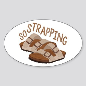 So Strapping Sticker