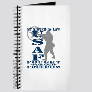 Sis-n-Law Fought Freedom - USAF Journal