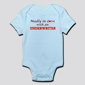 Madly in love with an Underwriter Body Suit