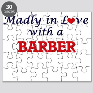 Madly in love with a Barber Puzzle