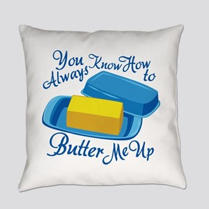 Butter Me Up Everyday Pillow