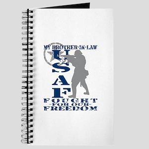 Bro-n-Law Fought Freedom - USAF Journal