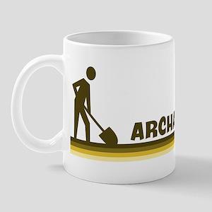 Retro Archaeology Mug