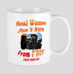 REAL WOMEN-TRANS Mugs