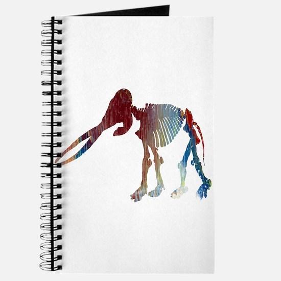 Mastodon Skeleton Journal
