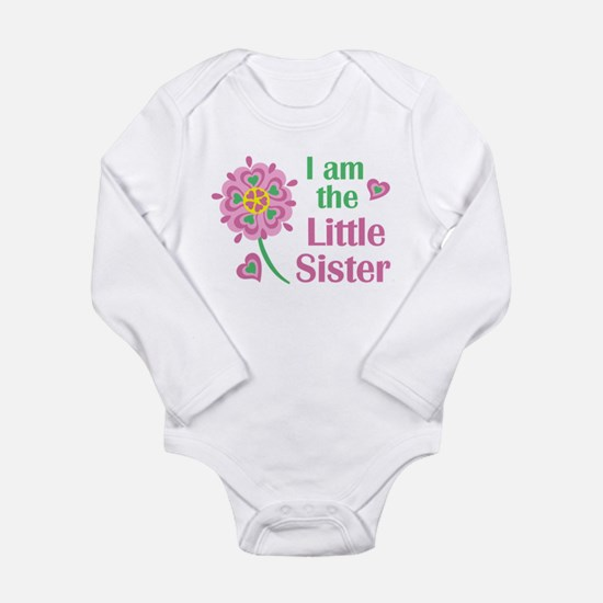 I am the Little Sister Body Suit