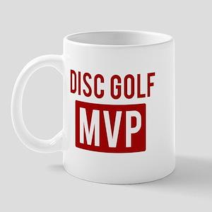 Disc  Golf MVP Mug