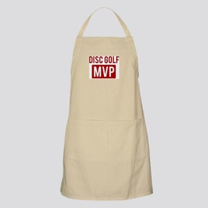 Disc  Golf MVP BBQ Apron