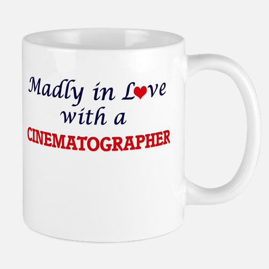 Madly in love with a Cinematographer Mugs