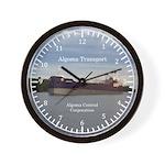 Algoma Transport Wall Clock