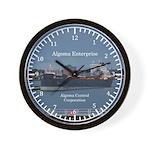 Algoma Enterprise Wall Clock