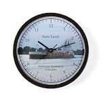 Sam Laud Wall Clock