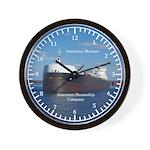 American Mariner Wall Clock