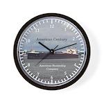 American Century Wall Clock