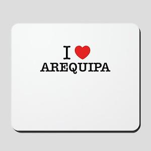 I Love AREQUIPA Mousepad