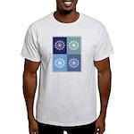 Sail (blue boxes) Light T-Shirt