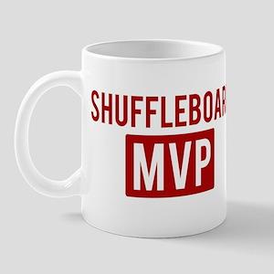 Shuffleboard MVP Mug