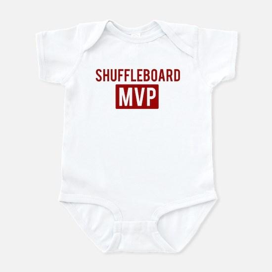 Shuffleboard MVP Infant Bodysuit