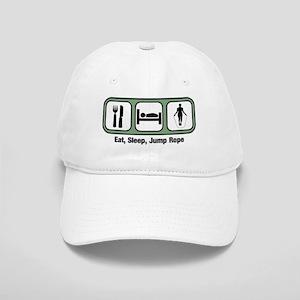 Eat, Sleep, Jump Rope Cap