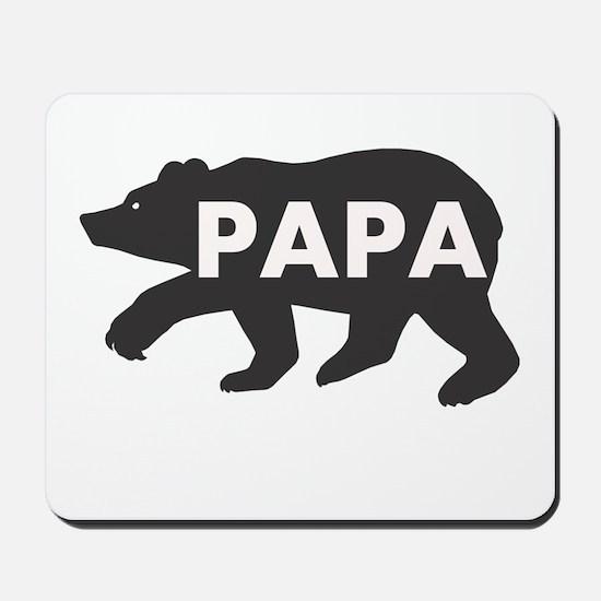PAPA BEAR Mousepad