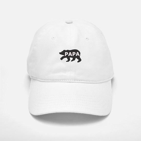 PAPA BEAR Baseball Baseball Baseball Cap