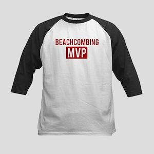 Beachcombing MVP Kids Baseball Jersey