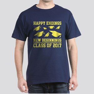 Class Of 2017 Dark T-Shirt