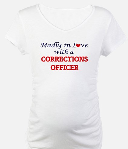 Madly in love with a Corrections Shirt