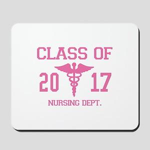 Class Of 2017 Nursing Dept Mousepad