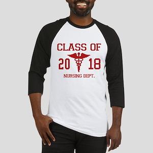 Class Of 2018 Nursing Dept Baseball Jersey