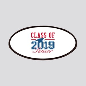 Class Of 2019 Senior Patches