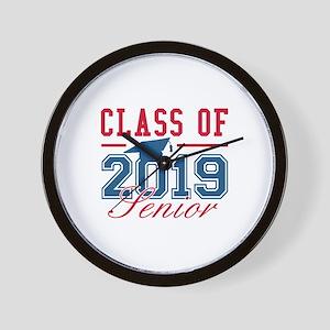 Class Of 2019 Senior Wall Clock
