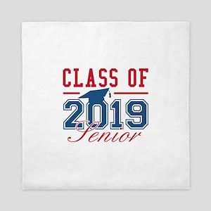 Class Of 2019 Senior Queen Duvet