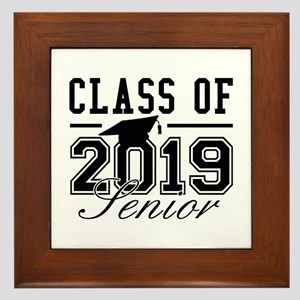 Class Of 2019 Senior Framed Tile