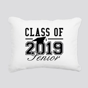 Class Of 2019 Senior Rectangular Canvas Pillow