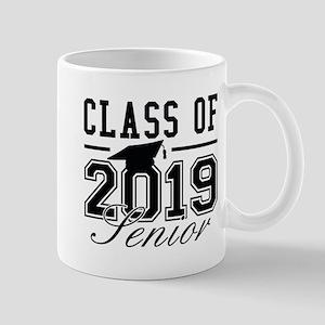 Class Of 2019 Senior Mug