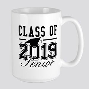 Class Of 2019 Senior Large Mug